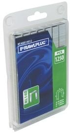 Klambrid Rawlplug Pro 10,5 x 14 x 1,2 mm, 1250 tk