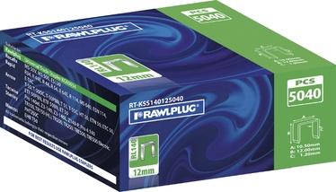 Klambrid Rawlplug Pro, 10,5 x 8 x 1,2 mm, 5040 tk