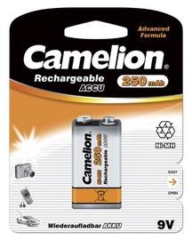 Lādējamā baterija Camelion 9V 250mAh