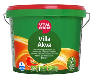 Krāsa koka fasādēm Vivacolor Villa Akva A 2,7L