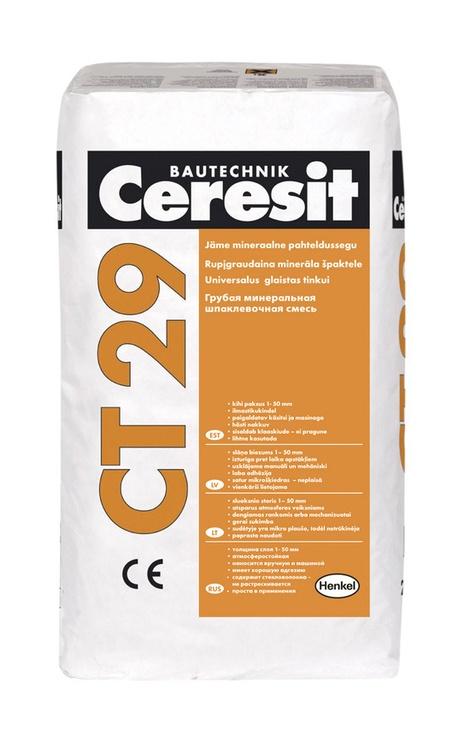 Pahteldussegu Ceresit CT 29, 1-10mm, 25kg