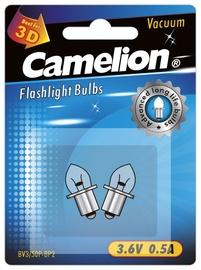 Taskulambi pirn Camelion BV3/50P 3,6V/0,5A vaakum