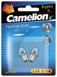 Taskulambi pirn Camelion BV3/75P 3,6V/0,75A Krypton
