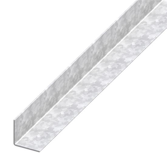Metallnurk eras/tsink 35,5x3,5x1,5mm 1m