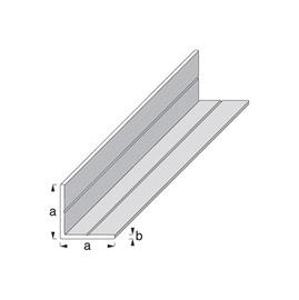 Stūra profils PVC 15,5x15,5mm, 1m