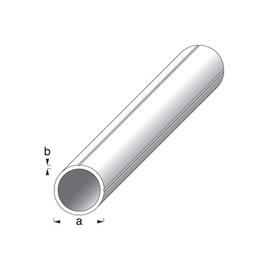 Toru ümar alu/hõbe 23,5x1,5mm 1m