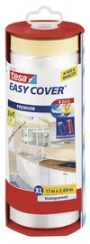 Maalriteip kattekilega Tesa Easy Cover, 17m x 2600mm