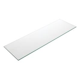 Klaasriiul 600x200x6mm läbipaistev
