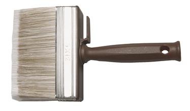 Pintsel Hardy 3x10cm, pruun plastik
