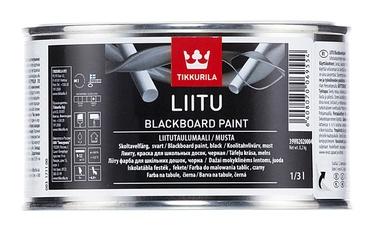 Tāfeļu krāsa Tikurilla Liitu, melna, 0,3l