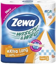 Paberrätid Zewa Wisch&Weg Design 2tk