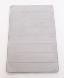 Vannitoavaip Harma Memory Foam Gray, 50x80cm