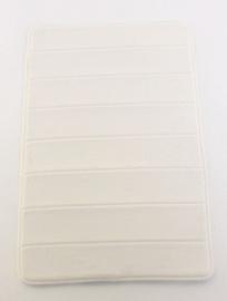 Vannitoavaip Harma Memory Foam Ivory, 50x80cm