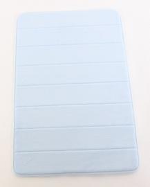 Vannitoavaip Harma Memory Light Blue, 50x80cm