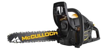 Benzīna ķēdes zāģis McCulloch CS340