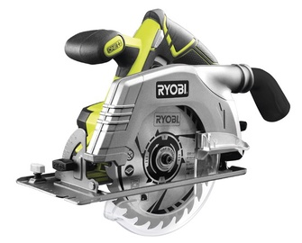 Akumulatora rokas ripzāģis Ryobi One+ R18CS-0, 18V, Ø165mm