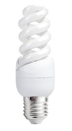 Säästulamp Electraline EL Mini Spiral, 11W, E27