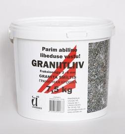 Graniitliiv Uninaks, 2-6mm, 7,5kg /ämber
