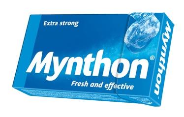 Ledenes Mynthon Extra Strong 34g