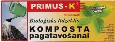 Bioloģisks līdzeklis komposta pagatavošanai Primus-K