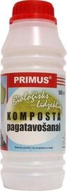 Bioloģisks līdzeklis komposta pagatavošanai Primus, 500ml