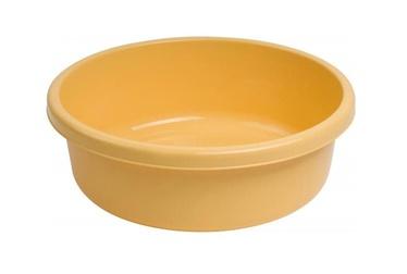 Kauss Curver ümar kollane 18l 45cm