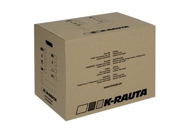 Kartona kaste K-rauta, liela