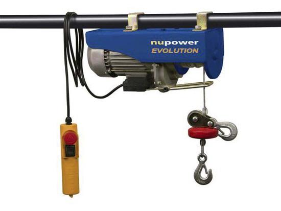 0b52d351a36 Elektriline tali Nupower NPECH400 950 W/400 kg - Krauta.ee