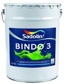 Krāsa sienām un griestiem Sadolin Bindo 3, 20L