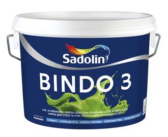 Krāsa sienām un griestiem Sadolin Bindo 3, 5L