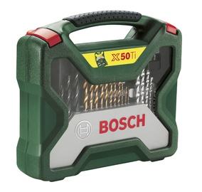 Puuride komplekt Bosch X-Line, 50-osaline