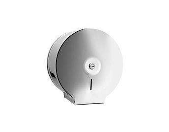 WC paberihoidja Bisk rullile 19mm, 23mm kroom