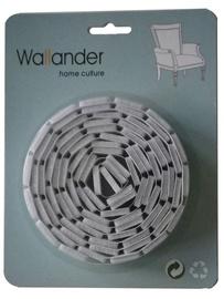 Mööblivildid Wallander, rullis, valge, 86 tk