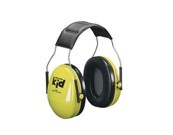 Laste kõrvaklapid 3M neoonrohelised