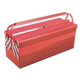 Metāla instrumentu kaste ar 5 sekcijām OK