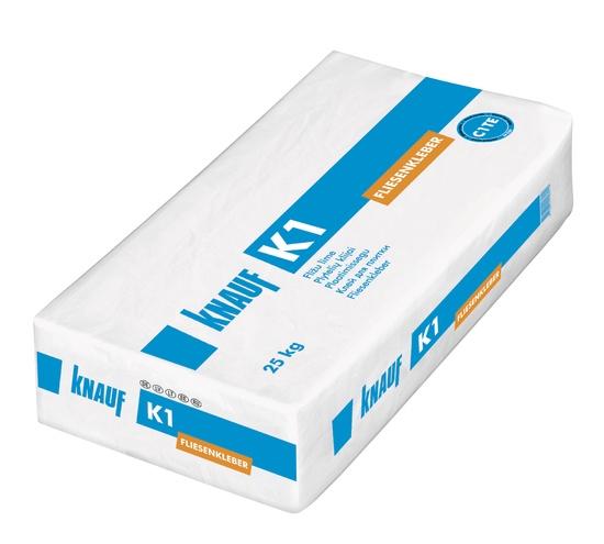 Flīžu līme K1 Fliesenkleber N C1TE, 25kg