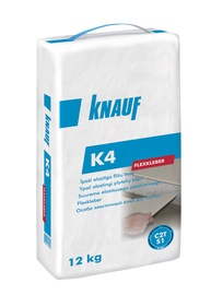 Plaadisegu Knauf K4 eriti elastne 12kg