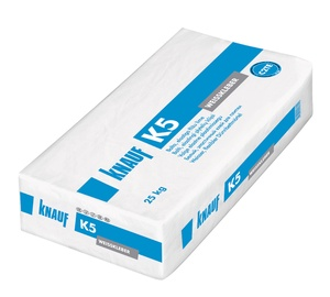 Plaadisegu Knauf K5 valge elastne 25kg