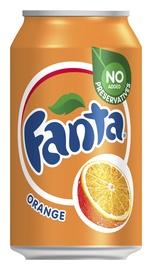 Dzēriens Fanta Orange 0,33L