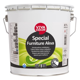 Krāsa mēbelēm Vivacolor Special Furniture Akva 2,7L