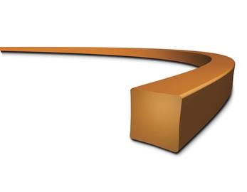 Jõhv murutrimmerile Makita 2,4mm x 69m, kandiline