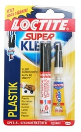 Kiirliim Super Attak Plastik, 2g/4ml
