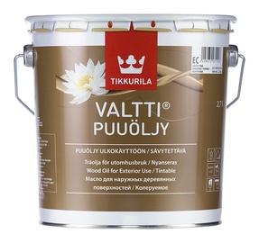 Puiduõli Valtti Puuöljy, värvitu 2,7L