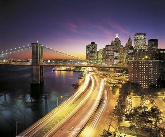 Fototapeet 8-516 NYC Lights 368x254cm