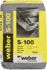 Kuivbetoon Weber S-100 25kg