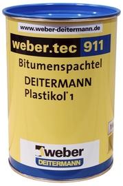 Bitumena remontmastika Weber.tec 911, 1kg