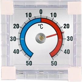 Termomeeter välistingimustesse, kinnitatav klaasile