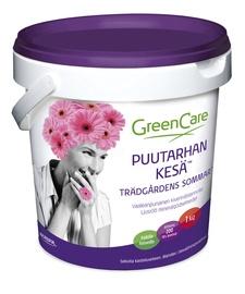 Lillede ja köögiviljade kastmisväetis GreenCare 1 kg