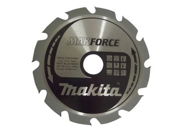 Saeketas Makita M Force, 12 T, 190x30x2 mm