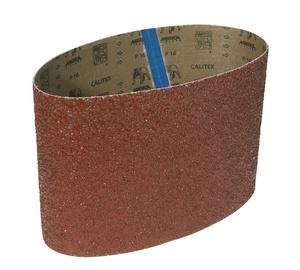 Smilšpapīra slīplente grīdai Mirka Calitex P16, 200x750mm, 5gab.